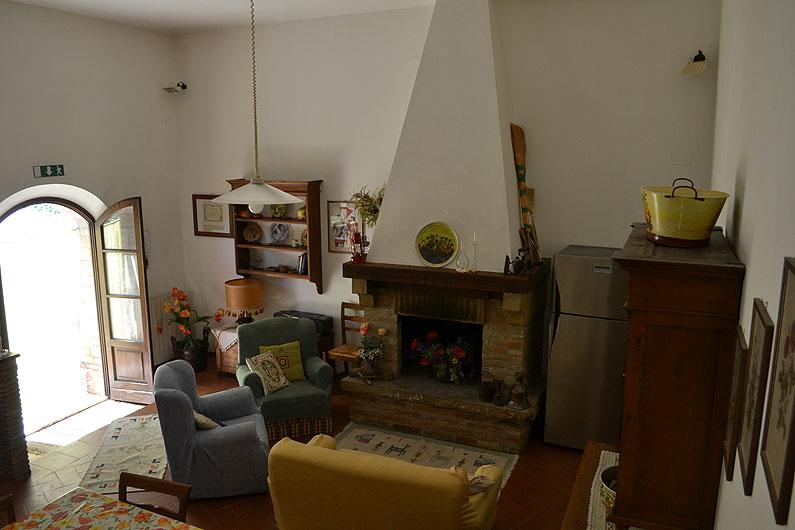 Appartamento in agriturismo a montepulciano in toscana ...