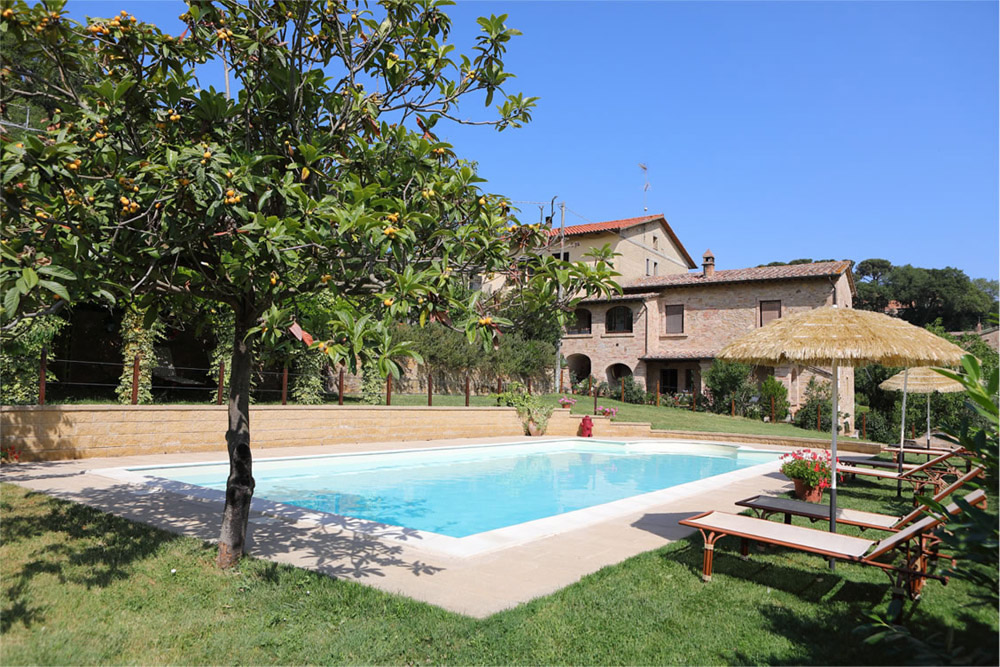 Agriturismo a montepulciano con piscina fontecastello agriturismo vicino siena in toscana - Agriturismo con piscina siena ...